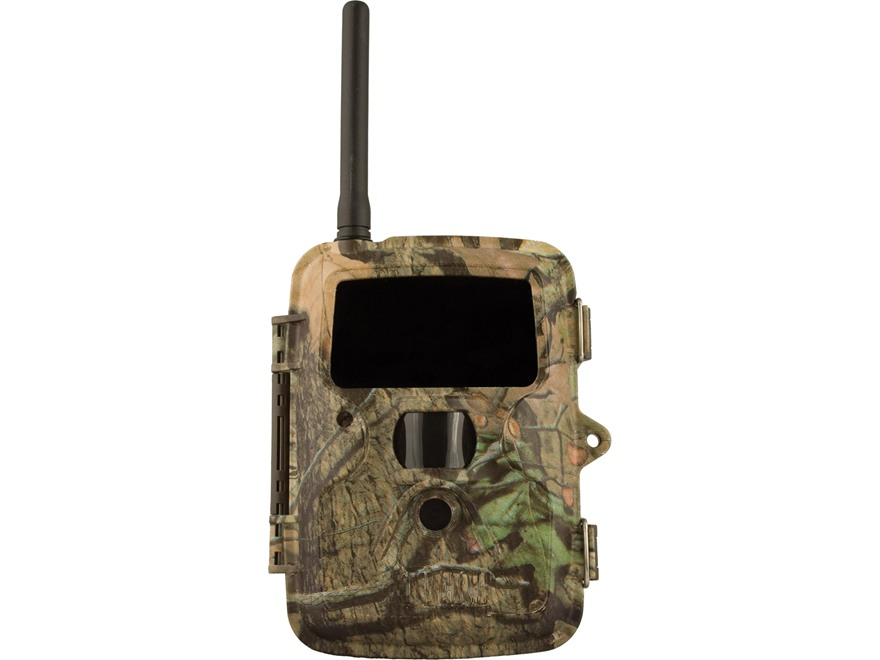 Covert Code Black Special Ops Black Flash Infrared Cellular Game Camera 12.0 Megapixel ...