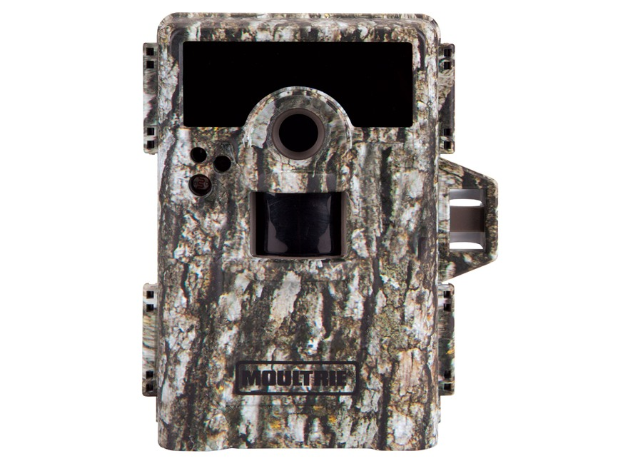 Moultrie M-990i Black Flash Infrared Game Camera 10.0 Megapixel with Viewing Screen Mou...