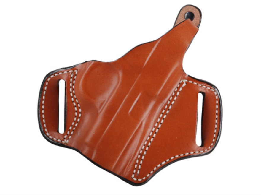 DeSantis Thumb Break Scabbard Belt Holster Leather