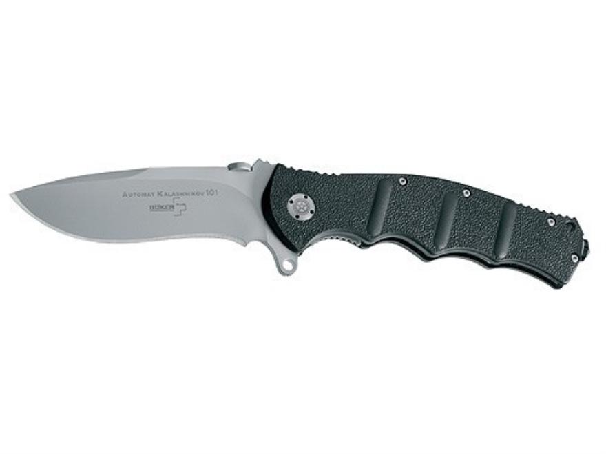 "Boker Plus Kalashnikov 101  Folding Pocket Knife 4"" Drop Point 440C Stainless Steel Bla..."
