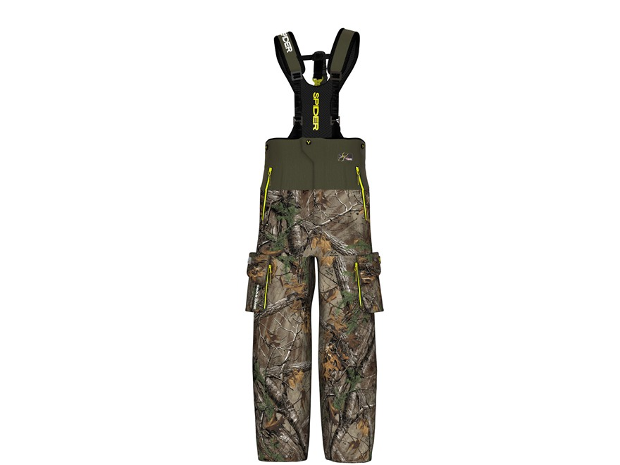 Tree Spider Men's SpiderWeb Recon Bibs