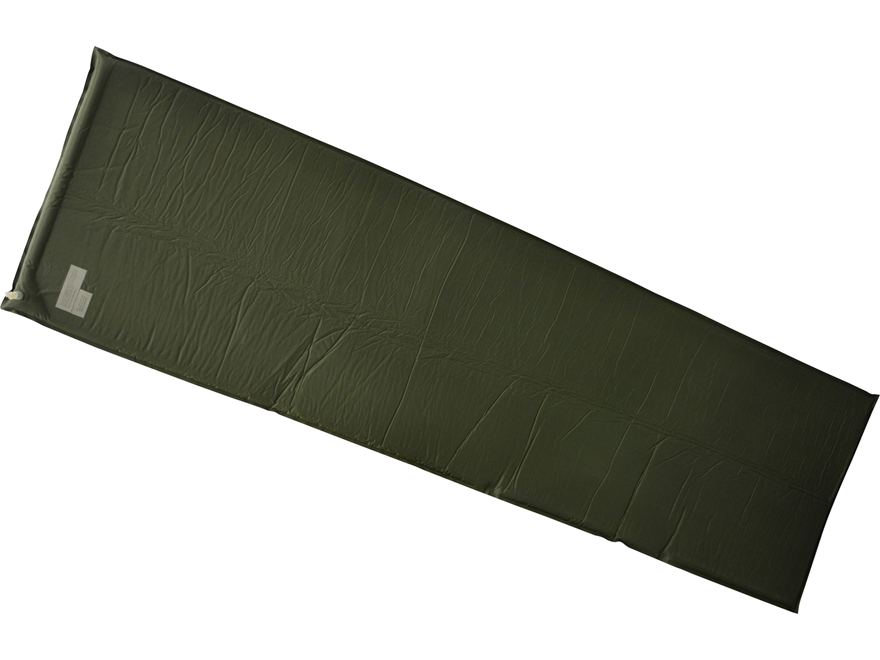 Military Surplus Inflatable Sleeping Pad Olive Drab