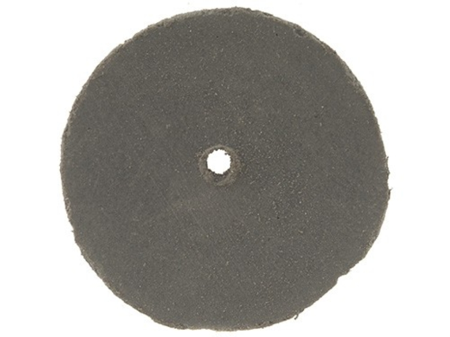 "Cratex Abrasive Wheel Flat Edge 7/8"" Diameter 1/8"" Thick 1/16"" Arbor Hole Extra Fine Ba..."