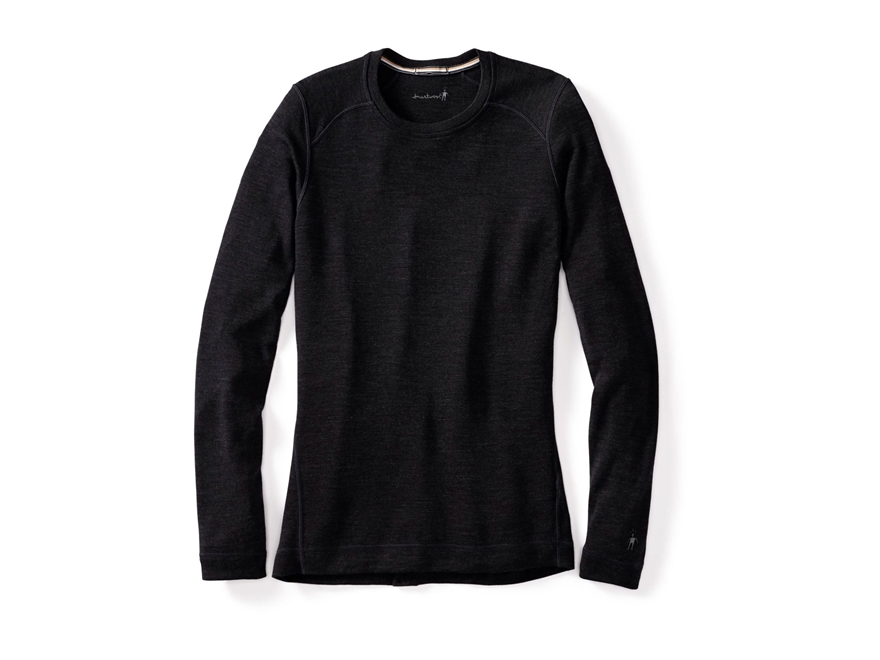 Smartwool Women's NTS Mid 250 Crew Base Layer Shirt Long Sleeve Merino Wool