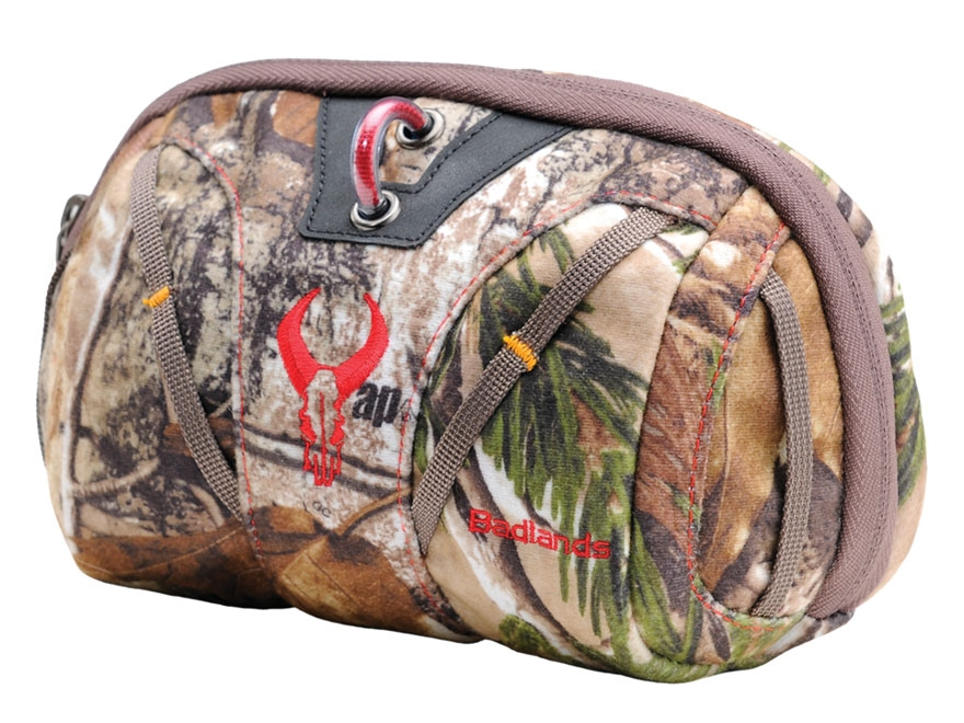 Badlands Everything Pocket Gear Bag Synthetic Blend Realtree Xtra Camo