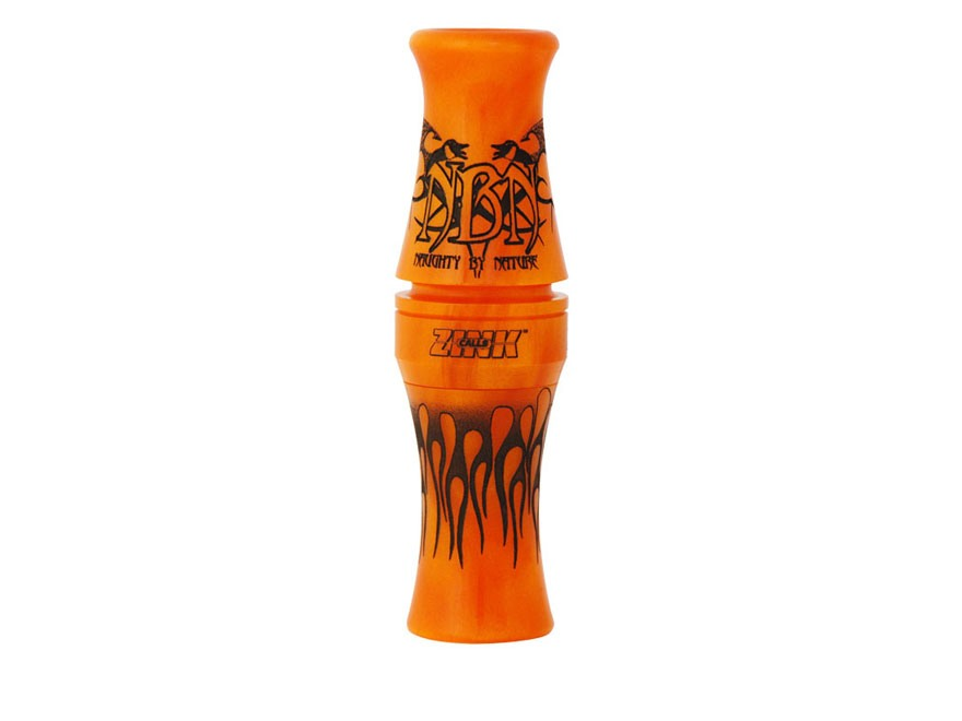Zink NBN Naughty By Nature Acrylic Goose Call