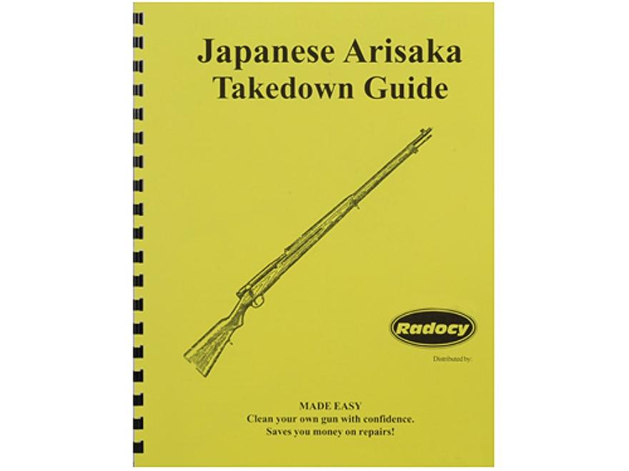"""Radocy Takedown Guide """"Japanese Arisaka"""""""