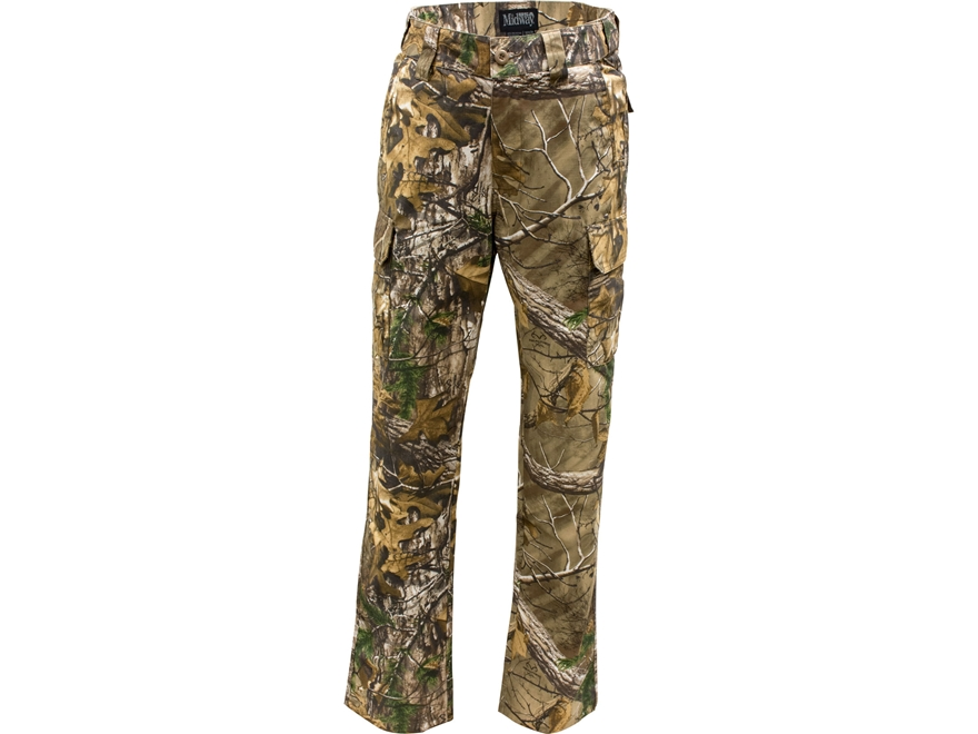 "MidwayUSA Men's Ripstop Field Pants Realtree Xtra Camo 38"" Waist 32"" Inseam"
