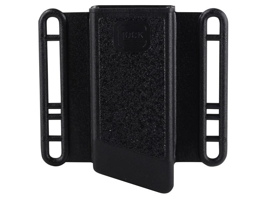 Glock Magazine Pouch Glock 17, 19, 22, 23, 26, 27, 31, 32, 33, 34, 35 Polymer Black