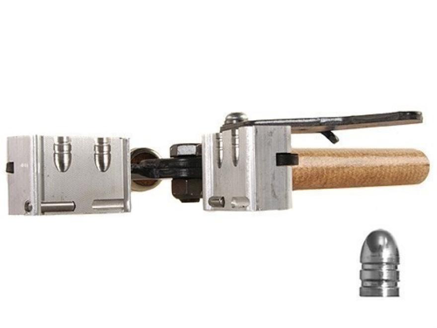 Lee 2-Cavity Bullet Mold 311-93-1R 32-20 WCF, 32 S&W Long, 32 Colt (311 Diameter) 93 Gr...