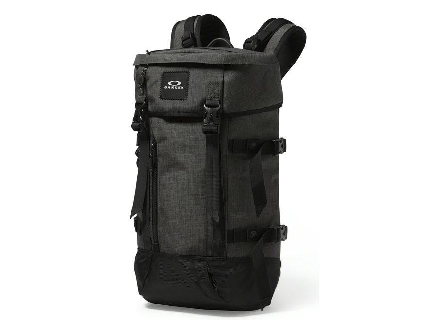 Oakley Guntower Backpack Polyester Forged Iron