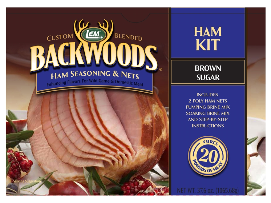 LEM Backwoods Ham Making Kit