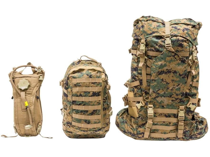 Military Surplus ILBE System Grade 1 Marpat