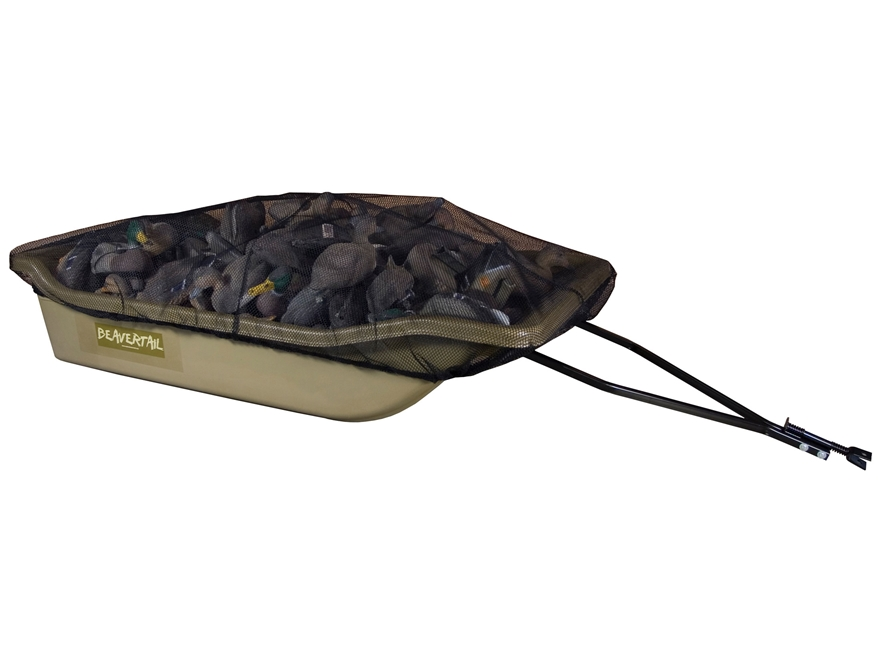 Beavertail Wild Sled and Decoy Hauler Package