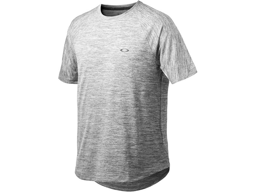 Oakley Men's Tech Knit Shirt Short Sleeve O-Hydrolix