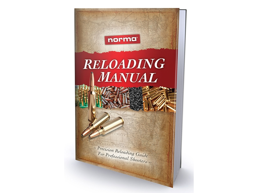 "Norma ""Reloading Manual: Expanded Edition"""