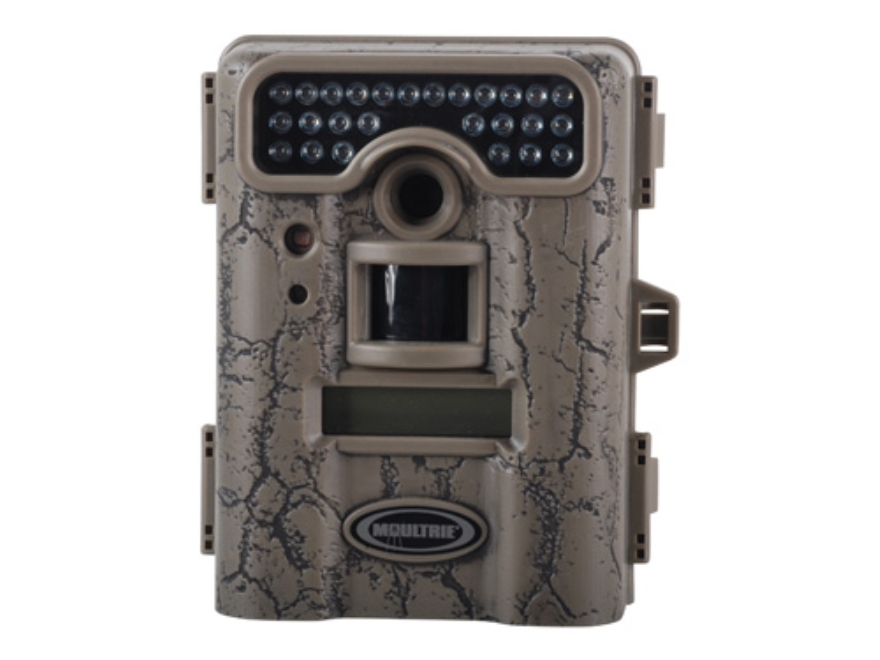 Moultrie Game Spy D-55IRXT Infrared Game Camera 5.0 Megapixel Camo