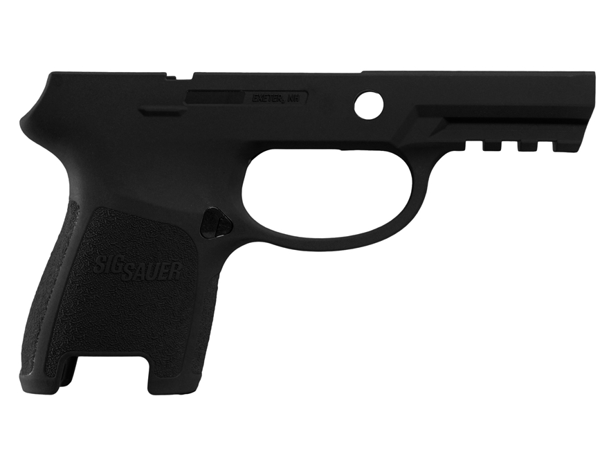 Sig Sauer Grip Module Assembly Sig P250, P320 9mm Luger, 357 Sig, 40 S&W Sub Compact Ra...