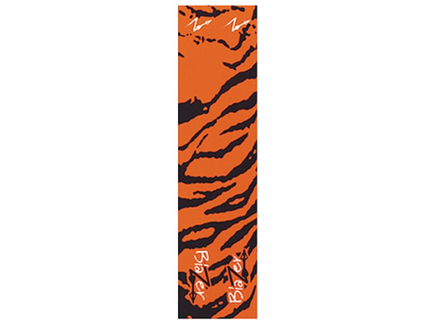 Bohning Tiger Blazer Wrap Carbon Arrow Wrap Orange Pack of 12