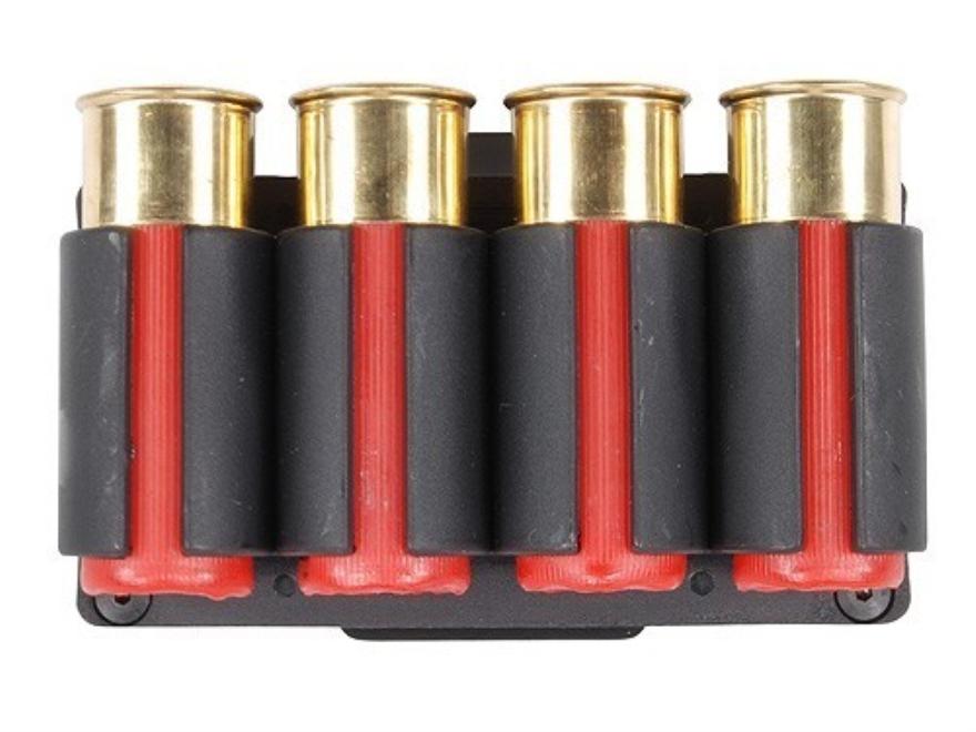 TacStar SideSaddle Shotshell Ammunition Carrier Black