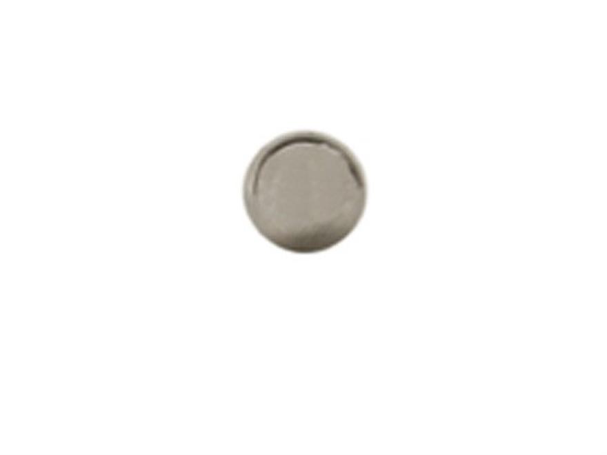 """Baker Detent Ball 1/4"""" Diameter Chrome Steel Package of 100"""