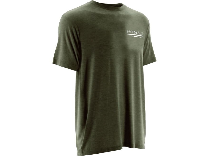 Nomad Men's American Archer T-Shirt Short Sleeve Cotton