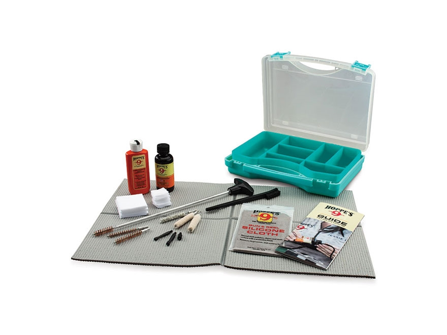 Hoppe's Gun Cleaning Essential Pistol Kit