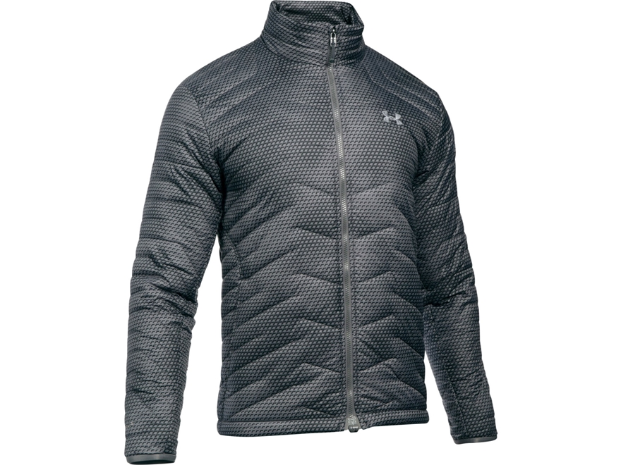 Under Armour Men's UA ColdGear Reactor Insulated Jacket Polyester and Nylon