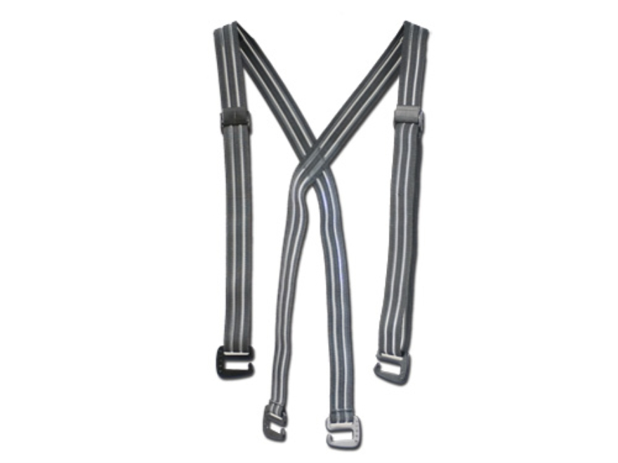 Sitka Gear Suspenders Elastic Black