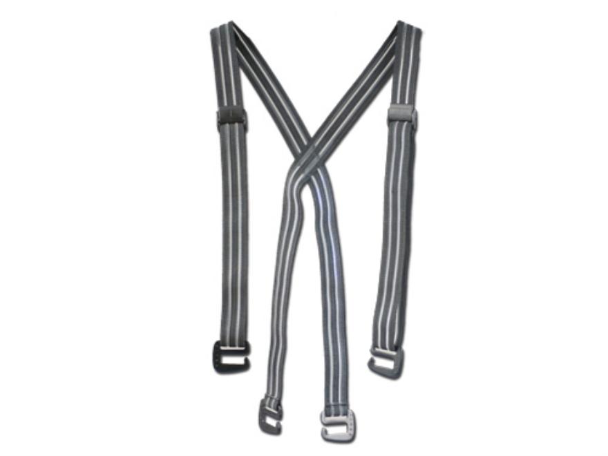 Sitka Gear Suspenders Elastic Black