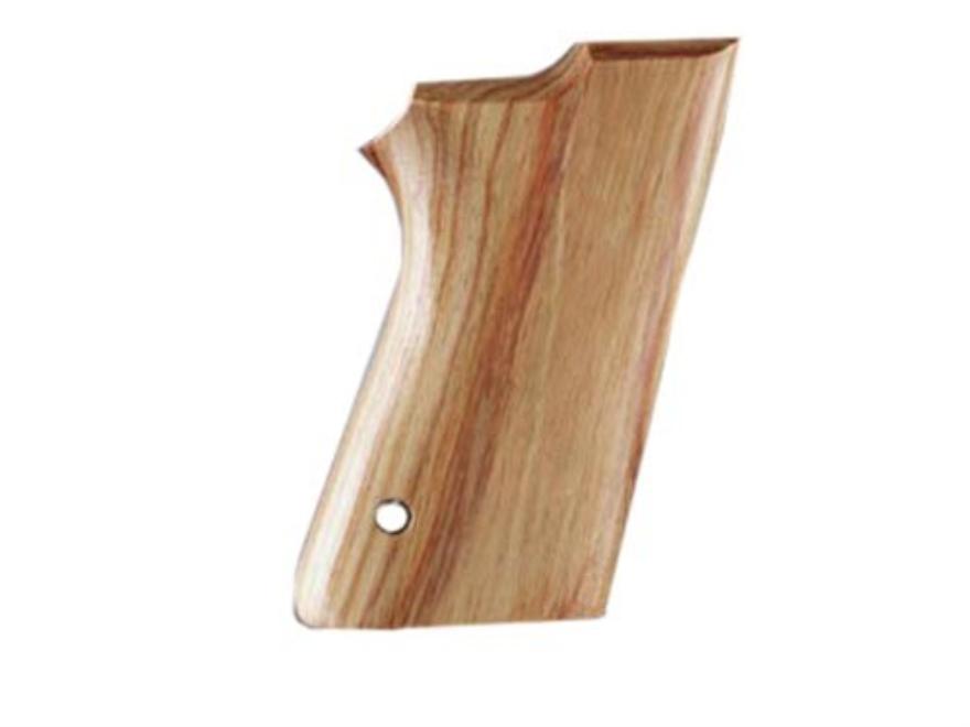 Hogue Fancy Hardwood Grips S&W 6906 9mm, 40 S&W Double Stack