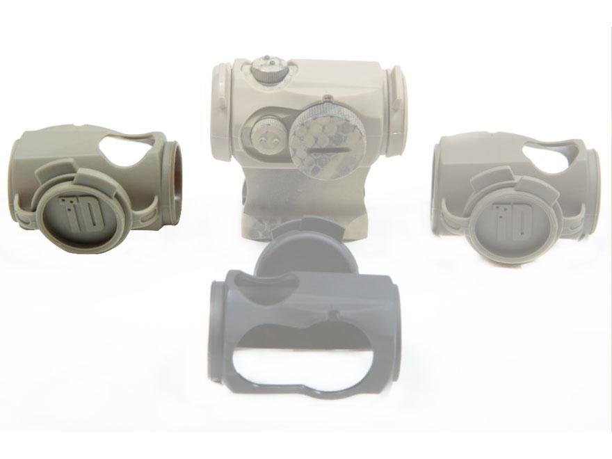 TangoDown iO Optic Cover Aimpoint Micro H-1, T-1 Foliage Green