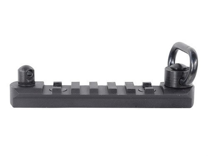 PRI Utility Picatinny-Style Rail System Remington 700 Aluminum Matte