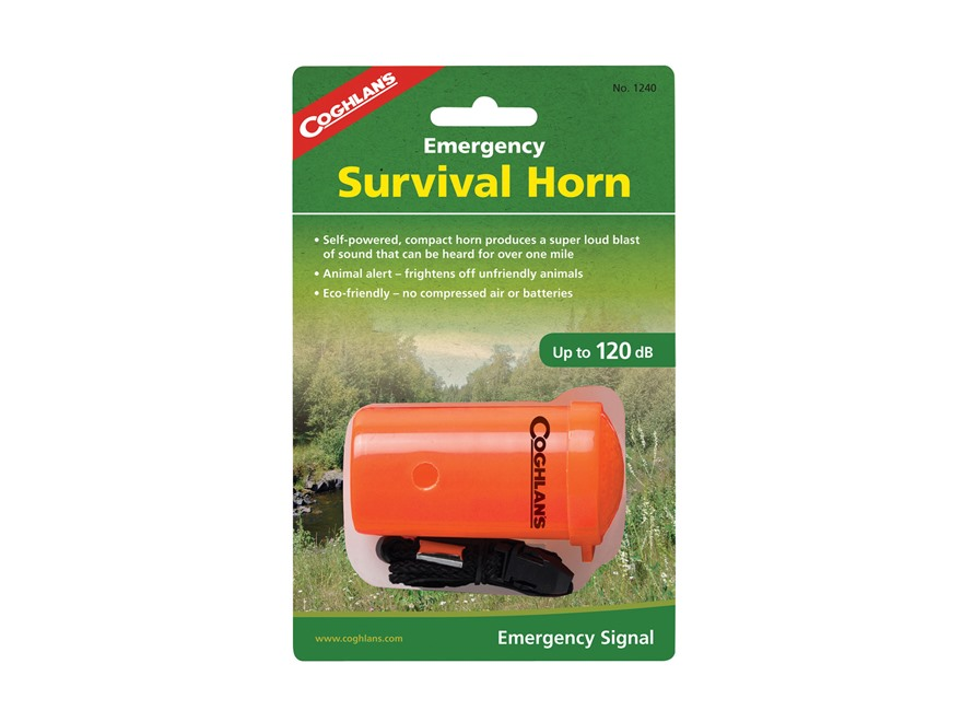 Coghlans Emergency Survival Air Horn