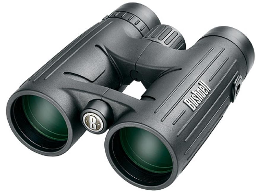 Bushnell Excursion EX Binocular 8x 42mm Roof Prism Rubber Armored Black