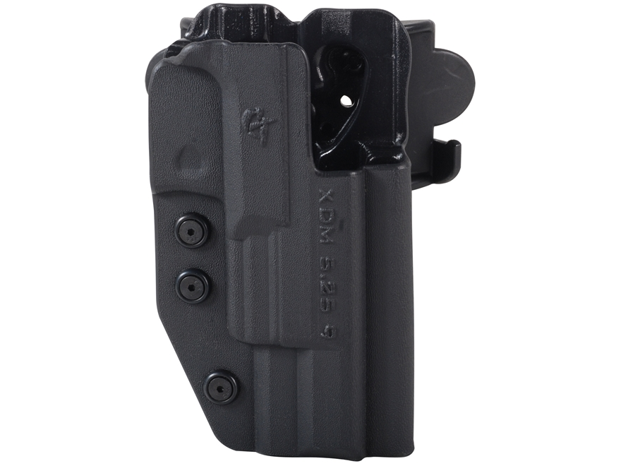 "Comp-Tac International Belt Holster Right Hand Springfield XDM Competition 5.25"" Barrel..."
