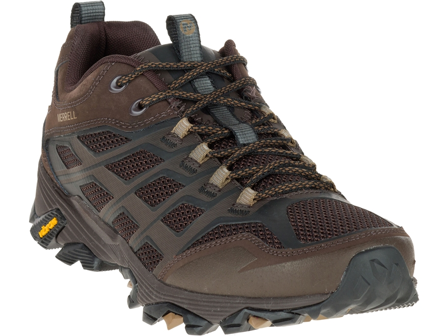 "Merrell Moab FST 4"" Hiking Shoes Leather/Synthetic Men's"