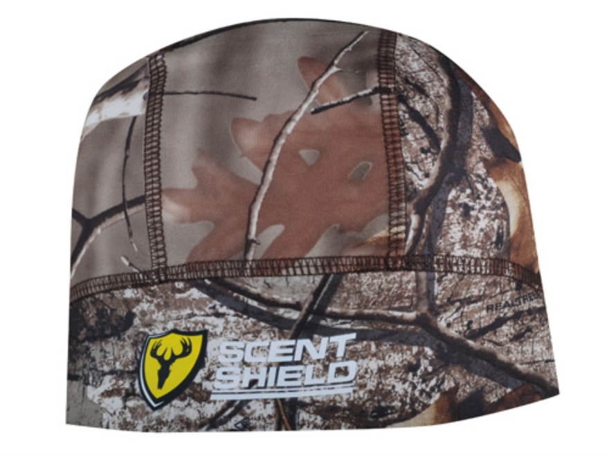 ScentBlocker Pursuit Skull Cap Polyester Realtree Xtra Camo Medium/Large