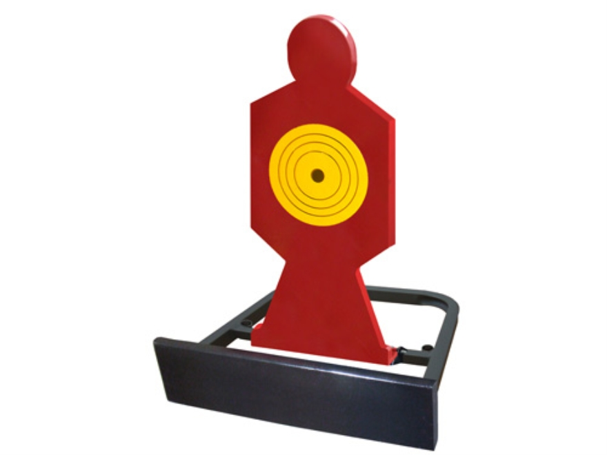 Do-All Body Shot Bounce Back Target System 17 to 22 Caliber Rimfire Steel