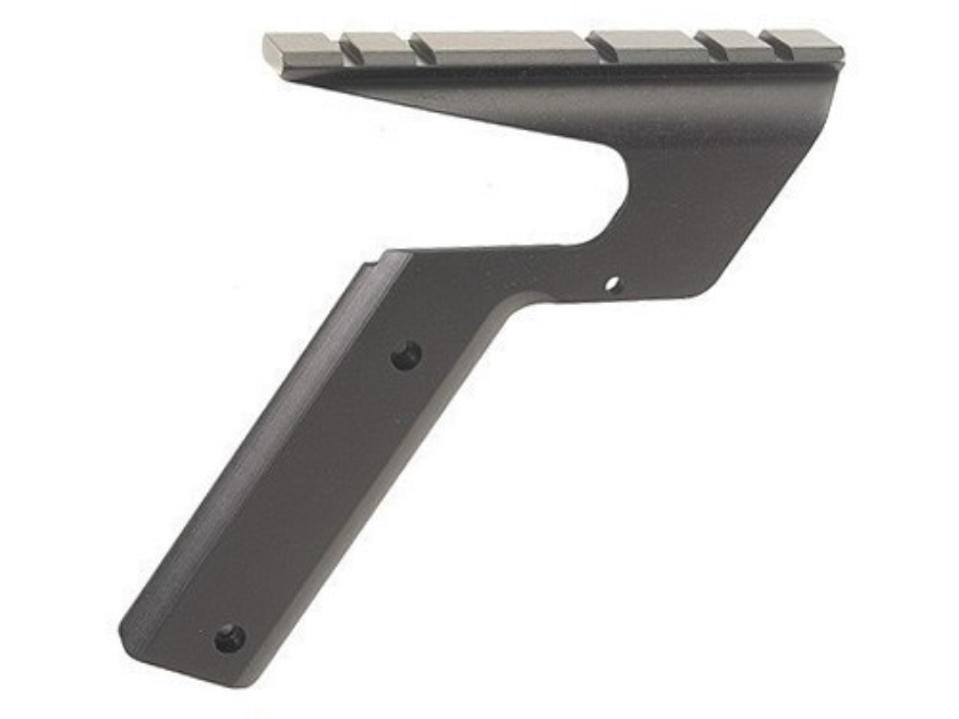 Aimtech 1-Piece Weaver-Style Base Ruger Mark I, Mark II Matte