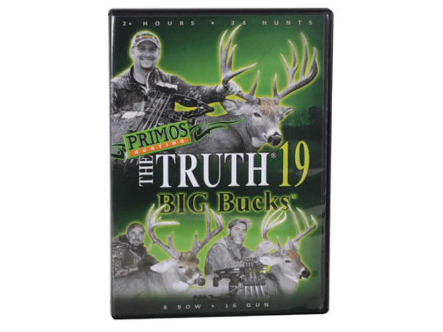 "Primos ""The Truth 19 Big Bucks"" DVD"