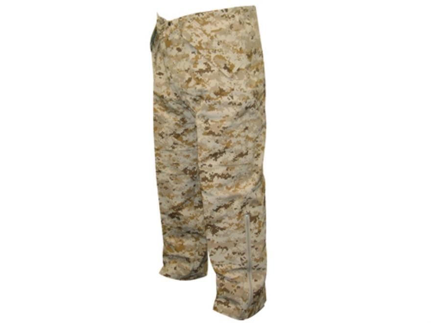 Tru-Spec H20 Extreme Cold Weather Trousers Desert Digital Camo Medium Regular