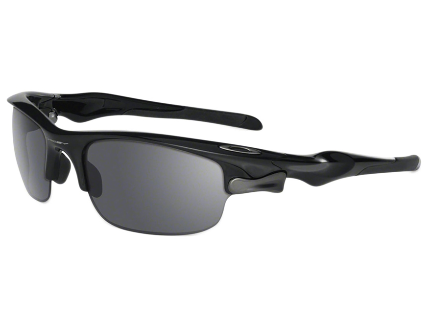 oakley fast jacket on sale  oakley fast jacket polarized sunglasses polished black frame/black iridium lens