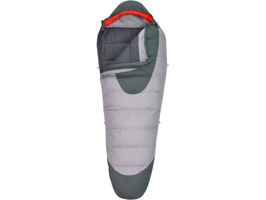 Kelty Cosmic 40 Degree Sleeping Bag Polyester Smoke