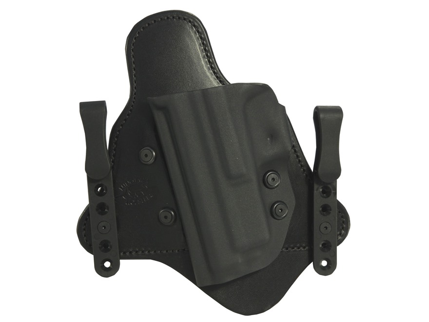 Comp-Tac Minotaur MTAC Inside the Waistband Holster Smith & Wesson M&P Shield 9mm Luger...