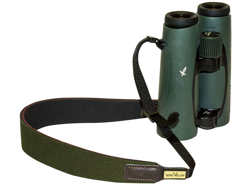 Vero Vellini Slip-Proof Binocular Strap Neoprene and Leather