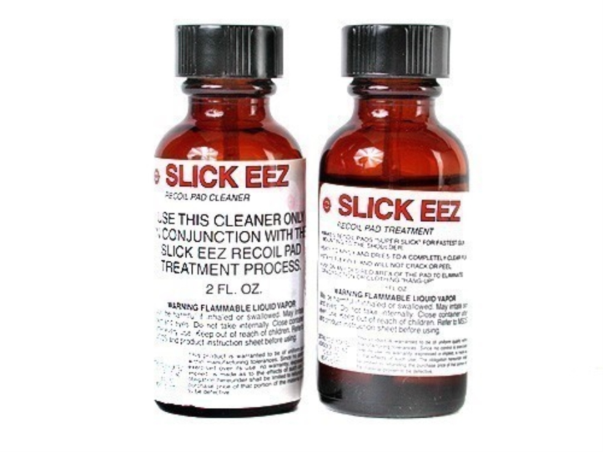 Kick Eez Recoil Pad Slick Eez Treatment