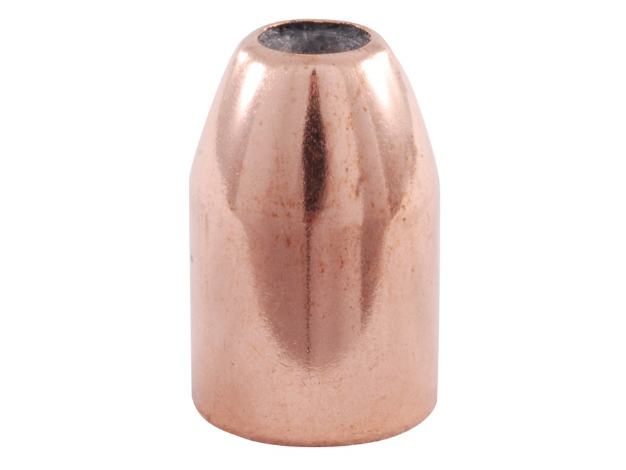 Factory Second Bullets 40 S&W, 10mm Auto (400 Diameter) 180 Grain Jacketed Hollow Point...