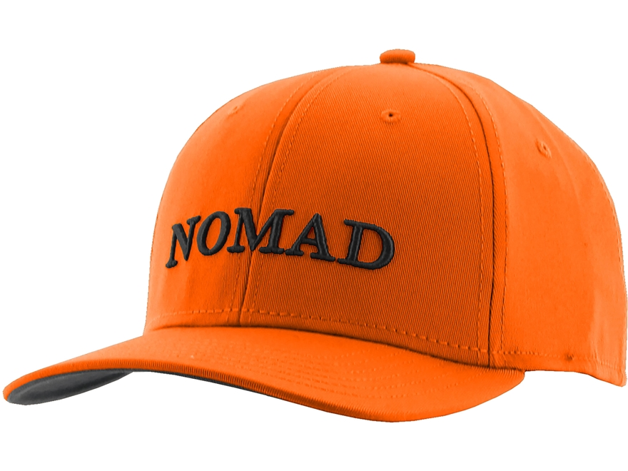 NOMAD Full Stretch Logo Cap Polyester