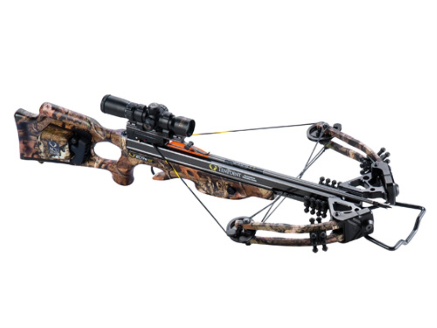 TenPoint Carbon Elite XLT Crossbow Package with RangeMaster Pro Scope and ACUdraw Syste...